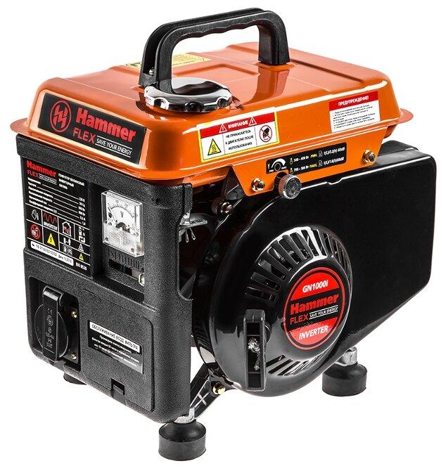Бензиновый генератор Hammer GN1000i 106 032 (800