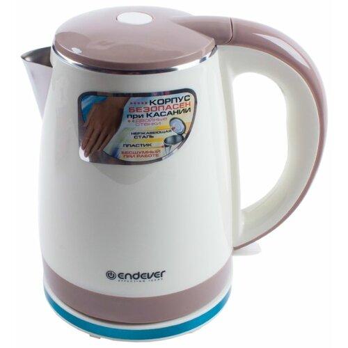 Чайник ENDEVER KR-239S, бежевый