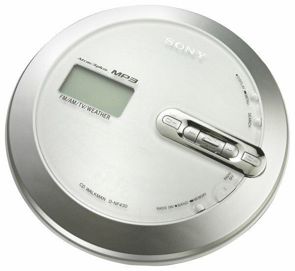 Плеер Sony D-NF430