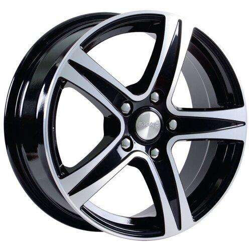 Фото - Колесный диск SKAD Sakura 6.5x15/5x100 D54.1 ET43 Алмаз колесный диск skad калипсо 6 5x16 5x130 d84 2 et43 черный бархат