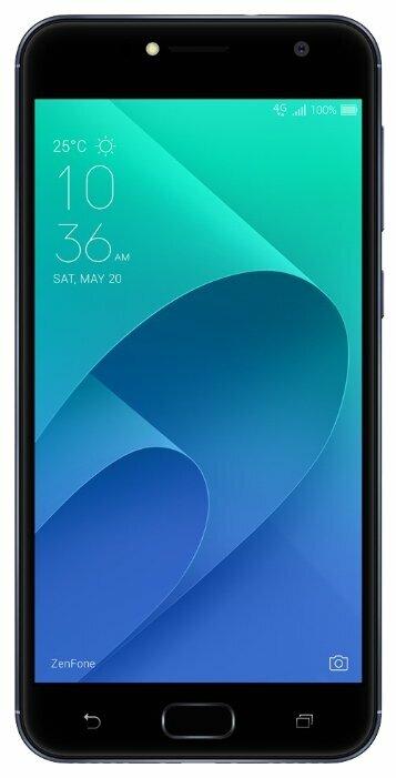 Смартфон ASUS ZenFone Live ZB553KL 16Gb черный