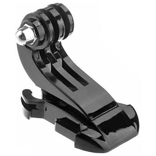 Крепление Flife удлиненная j-образная клипса для экшн-камер черный крепление рамка flife для gopro hero 4 5 session черный