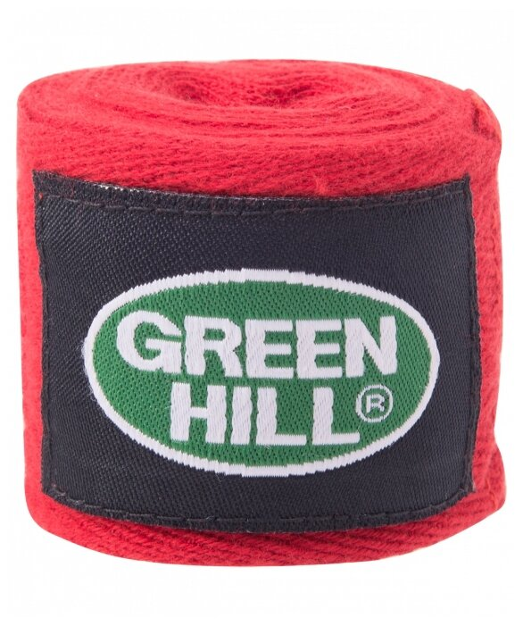 Кистевые бинты Green hill BC-6235a 2,5 м