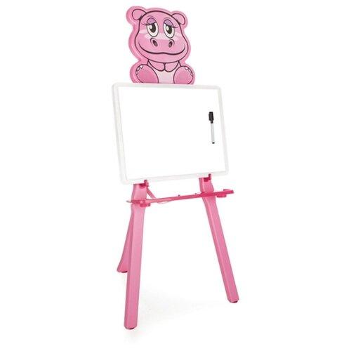 Купить Доска для рисования детская pilsan Hipo (03-420) розовый, Доски и мольберты