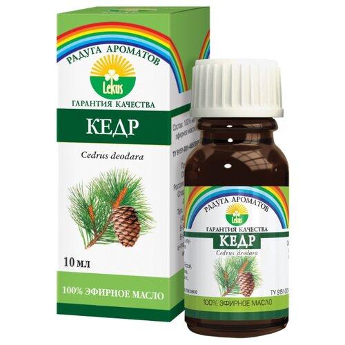 ЛЕКУС эфирное масло Радуга ароматов Кедр 10 млЭфирные масла<br>