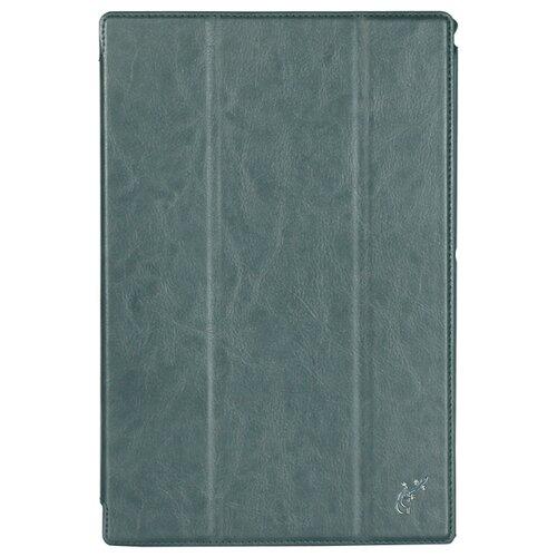 Чехол G-Case Slim Premium для Sony Xperia Tablet Z4 металлик