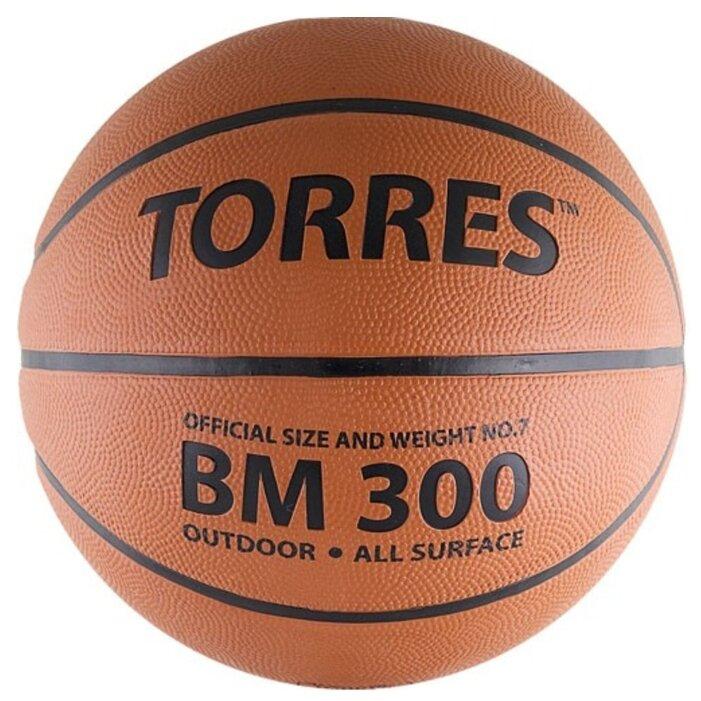 Баскетбольный мяч TORRES B00017, р. 7