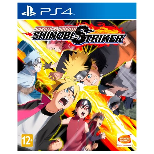 Игра для PlayStation 4 Naruto to Boruto: Shinobi Striker