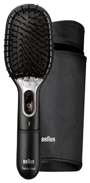 Braun Расческа с ионизацией Satin Hair 7 BR730 с косметичкой