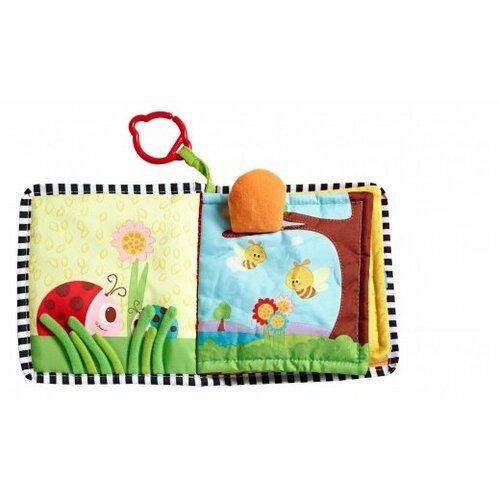 Купить Подвесная игрушка Tiny Love Лесное озеро (448) голубой/оранжевый/зеленый, Подвески