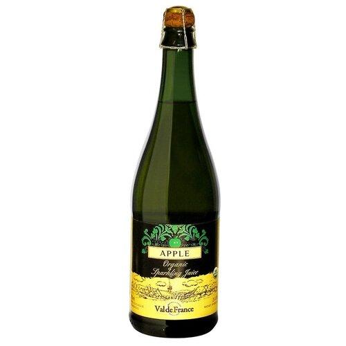 Газированный напиток Val De France Apple, 0.75 л