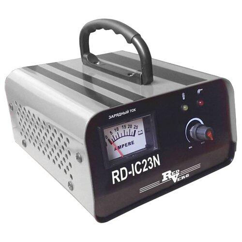 Зарядное устройство RedVerg RD-IC23N черный/серый зарядное устройство redverg rd bc 20