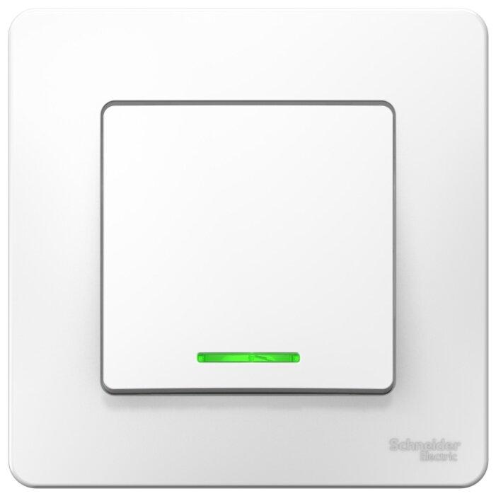Выключатель 1-полюсный Schneider Electric Blanca BLNVS010111,10А, белый — купить и выбрать из более, чем 17 предложений по выгодной цене на Яндекс.Маркете
