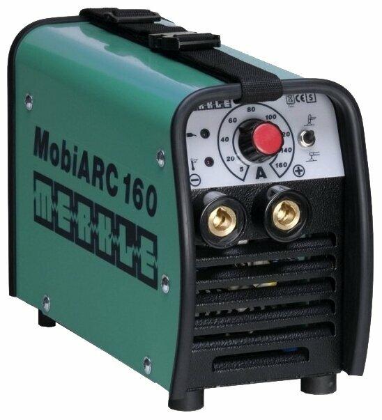 Сварочный аппарат Merkle MobiARC 160 (TIG, MMA)