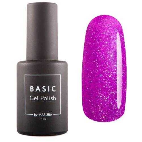 Купить Гель-лак для ногтей Masura Basic, 11 мл, Денди