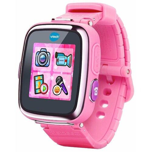 Часы VTech Kidizoom Smartwatch DX pink vtech kidizoom smartwatch dx камуфляж