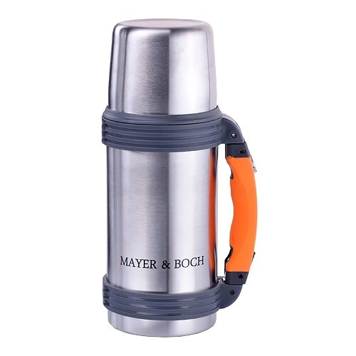 Классический термос MAYER & BOCH 28043, 0.5 л серебристый
