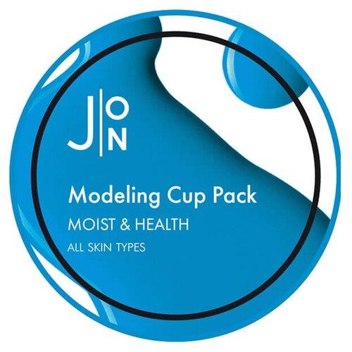 J:ON Альгинатная маска Moist & Health Modeling для увлажнения и оздоровления кожи, 18 г