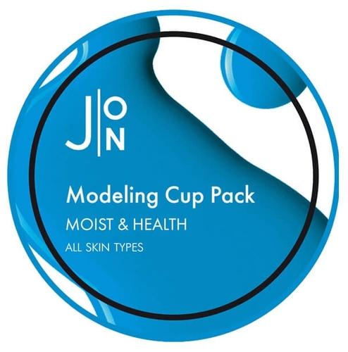 J:ON Альгинатная маска Moist & Health Modeling для увлажнения и оздоровления кожи