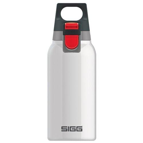 Термобутылка SIGG Hot & Cold One, 0.3 л white