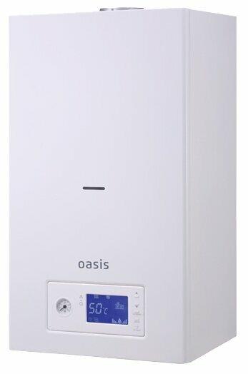 Газовый котел Oasis RT-16 16 кВт двухконтурный — цены на Яндекс.Маркете