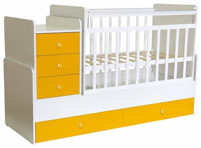 Кроватка Фея 1100 (трансформер)