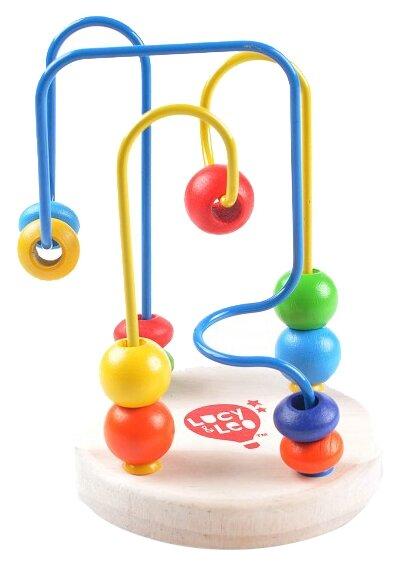 Лабиринт Мир деревянных игрушек № 2