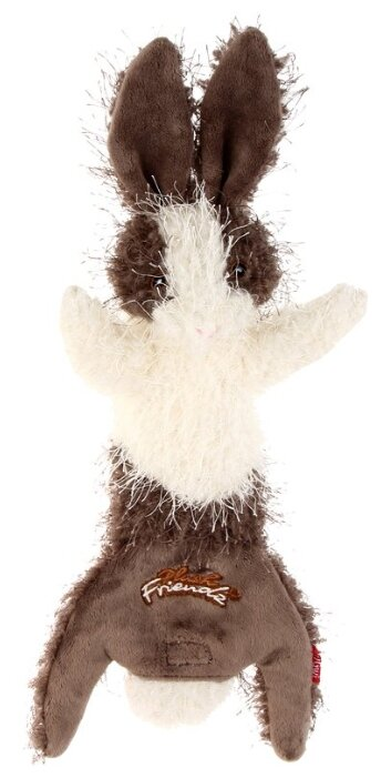 Игрушка для собак GiGwi Plush Friendz Заяц (75353)