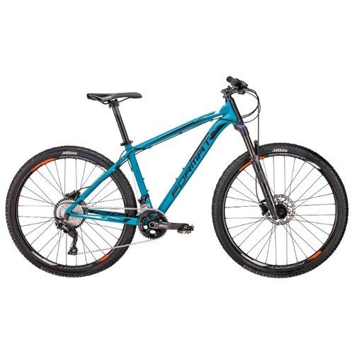 Фото - Горный (MTB) велосипед Format 1212 27.5 (2019) зеленый S (требует финальной сборки) горный mtb велосипед merida matts 7 20 2020 glossy purple lilac s требует финальной сборки