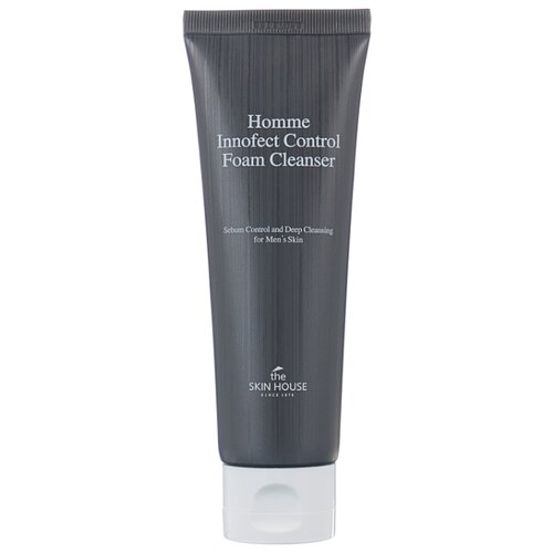 Купить со скидкой The Skin House Пенка для умывания Homme Innofect Control Foam Cleanser 120 мл