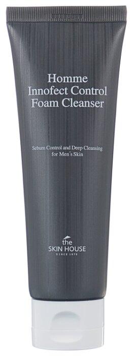The Skin House Пенка для умывания Homme Innofect Control Foam Cleanser