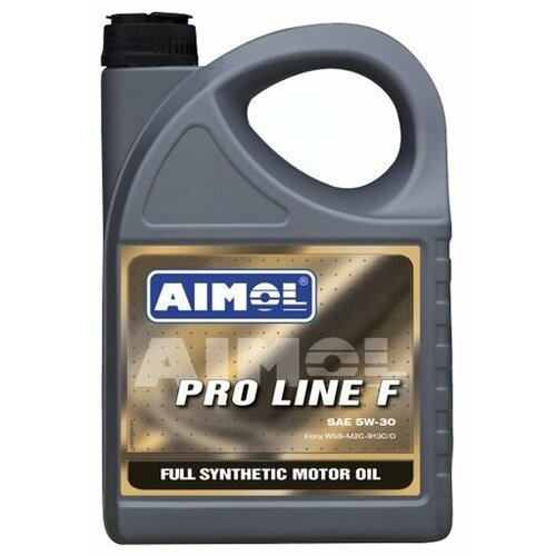 Моторное масло Aimol Pro Line F 5W-30 4 л моторное масло aimol pro line f 5w 30 1 л 8717662396557