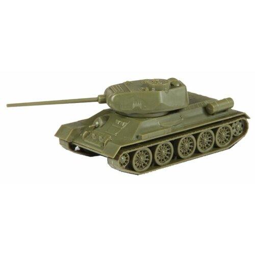 Купить Сборная модель ZVEZDA Советский танк Т-34/85 (6160) 1:100, Сборные модели