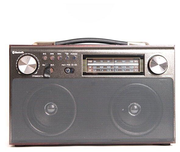 Радиоприёмник Сигнал СигналBrown (БЗРП РП-322)