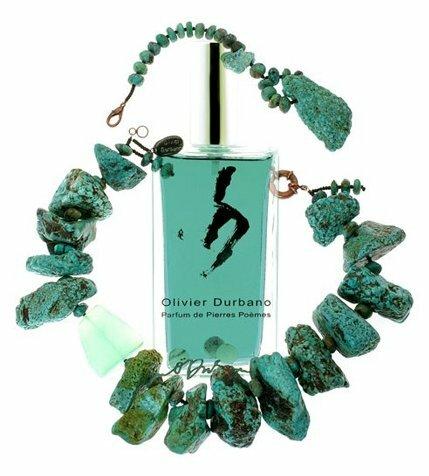 Духи Olivier Durbano Turquoise