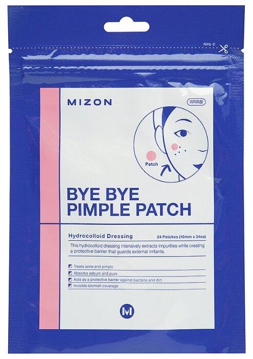 Mizon Противовоспалительные патчи от прыщей Bye