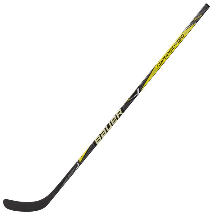Клюшка хоккейная BAUER Supreme S180 Grip SR (77, LFT, P92)