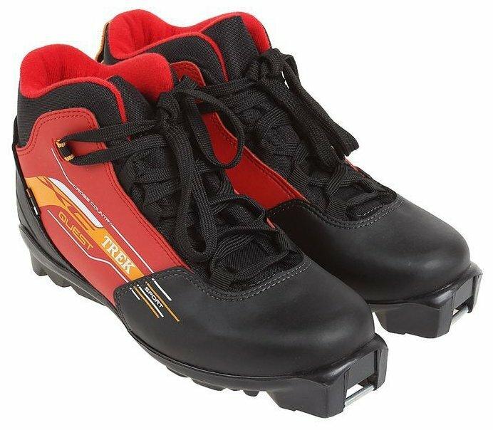 Ботинки для беговых лыж Trek Quest SNS