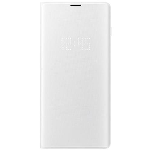 Чехол Samsung EF-NG975 для Samsung Galaxy S10+ белый