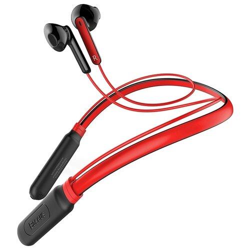Наушники Baseus S16 red