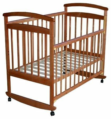 Кроватка Geoby H8-6/4 АС