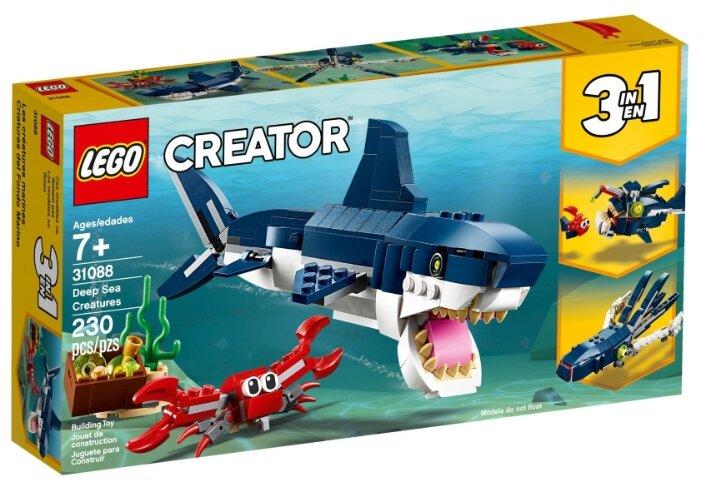 Конструктор 60181 Лесной трактор Lego City Great Vehicles 5-12 лет, 174 элемента