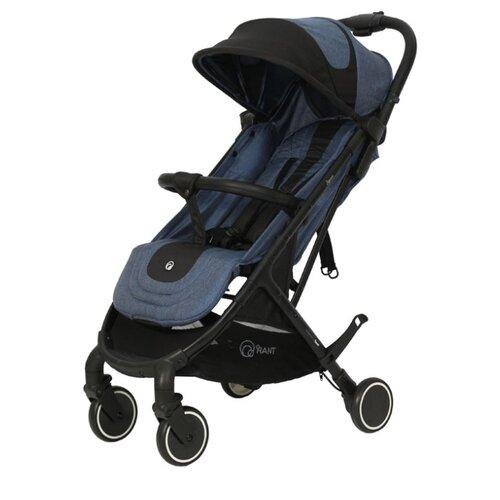 Прогулочная коляска RANT Space blue/black прогулочная коляска rant space blue black