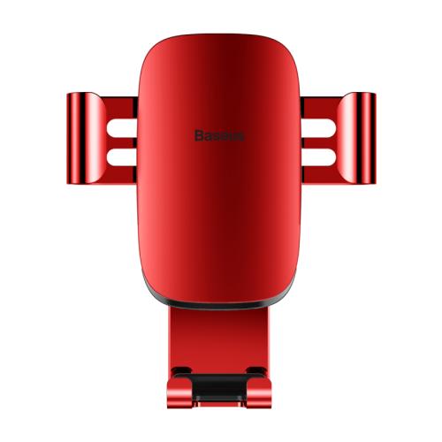 Фото - Гравитационный держатель Baseus Metal Age Gravity Car Mount Air Outlet Version красный гравитационный держатель baseus gravity car mount черный