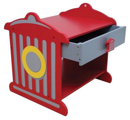 Стол KidKraft Пожарная станция (76024_KE)