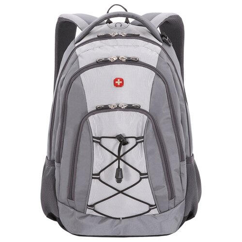 Рюкзак WENGER 11864415 28 grey (light grey/dark grey)Рюкзаки<br>