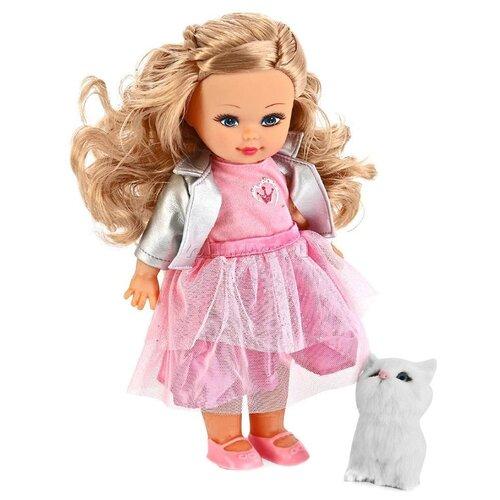 Купить Кукла Mary Poppins Элиза Мой милый пушистик котенок 26 см 451236, Куклы и пупсы