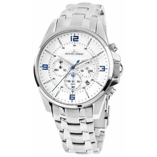 Наручные часы JACQUES LEMANS 1-1799G наручные часы jacques lemans 1 1850zd