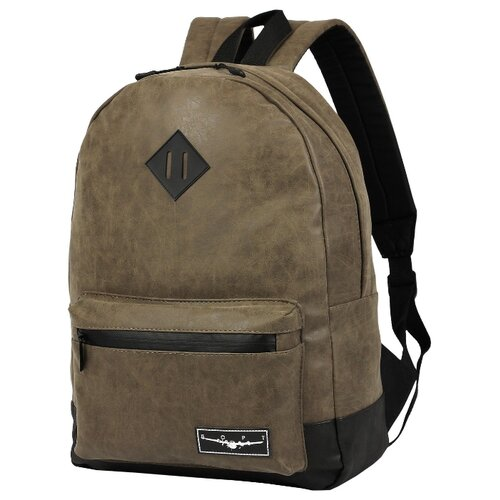 Рюкзак Борт 7313-03 15 (коричневый/черный)Рюкзаки<br>