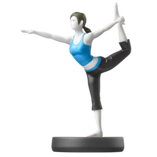 Купить Фигурка Amiibo Super Smash Bros. Collection Тренер Wii Fit, Игровые наборы и фигурки